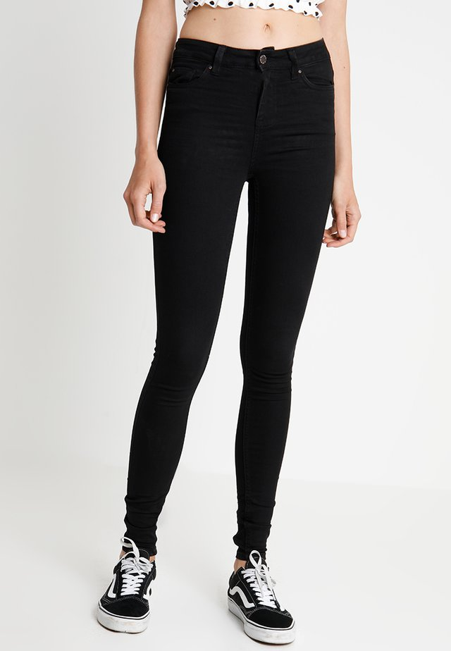 POACH SUPERSOFT - Jeans Skinny Fit - black