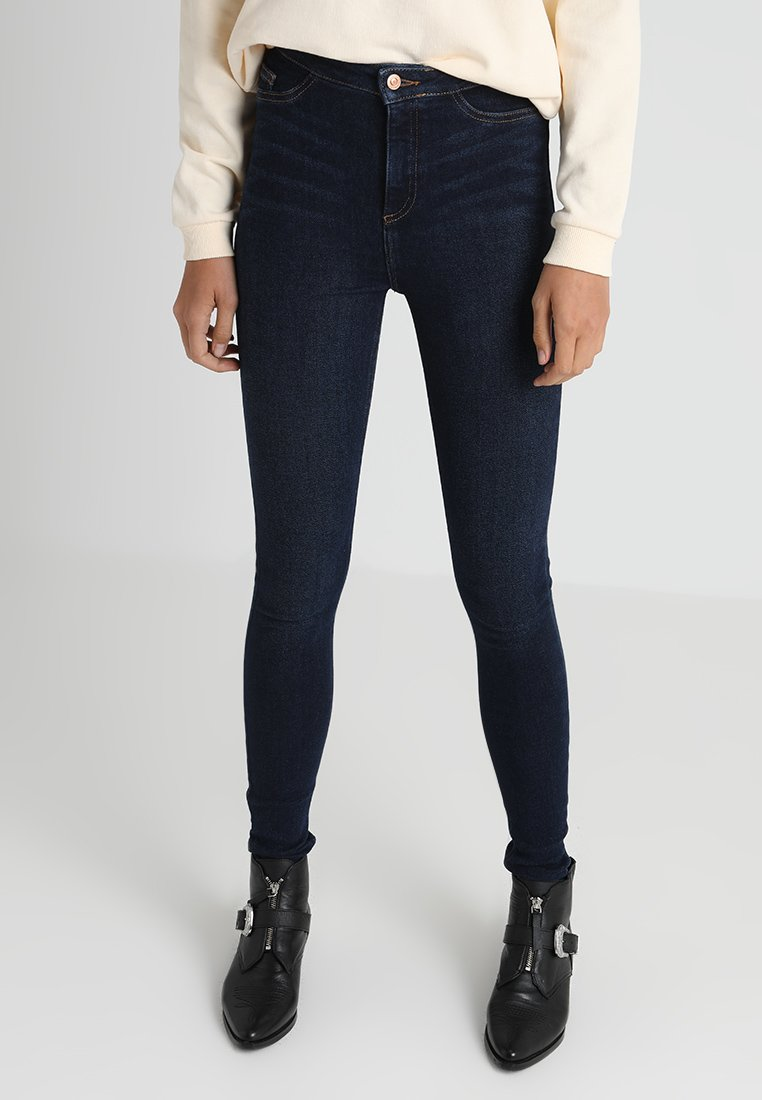 New Look Tall - OHIO - Jeans Skinny Fit - blue