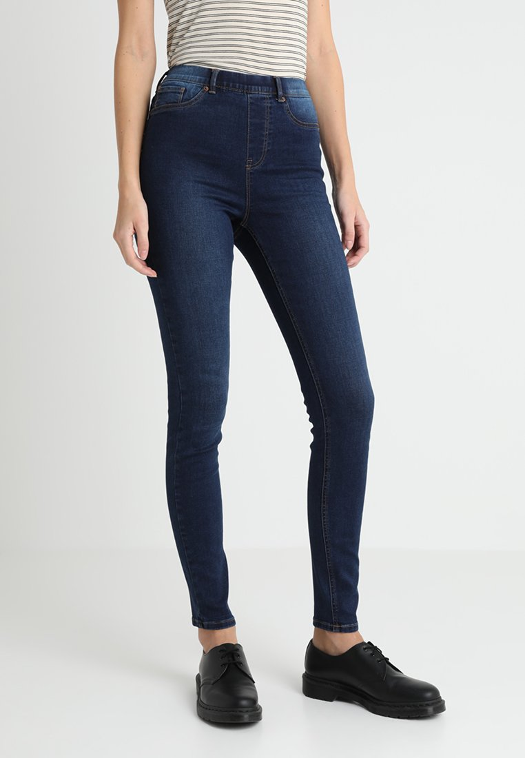 New Look Tall - RUBY LIGHTER RINSE - Jeggings - blue denim