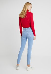 New Look Tall - BRIGHT RIP DISCO - Jeans Skinny Fit - blue - 2