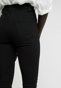 New Look Tall - WOW - Jeans Skinny Fit - black - 3