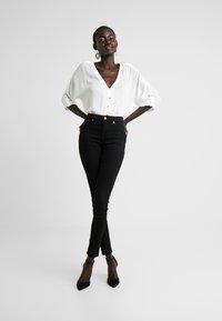 New Look Tall - WOW - Jeans Skinny Fit - black - 1