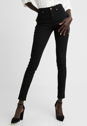 WOW - Jeans Skinny Fit - black