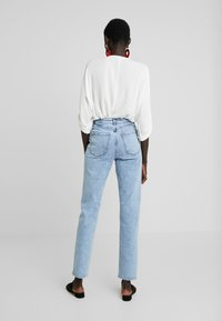 New Look Tall - TALL WAIST ENHANCE MOM - Jeans Relaxed Fit - blue - 2