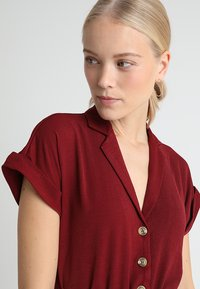 New Look Tall - MEGGIE - Haalari - dark burgundy - 3