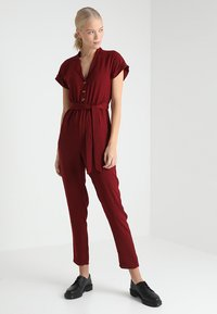 New Look Tall - MEGGIE - Haalari - dark burgundy - 1