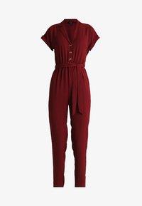 New Look Tall - MEGGIE - Haalari - dark burgundy - 4