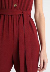 New Look Tall - MEGGIE - Haalari - dark burgundy - 5