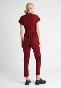 New Look Tall - MEGGIE - Haalari - dark burgundy - 2