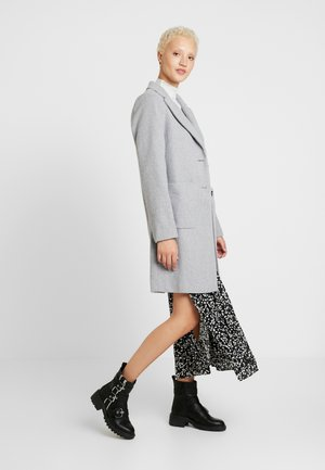 LEAD IN COAT - Abrigo - grey