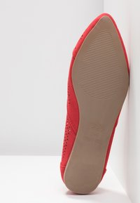New Look Wide Fit - WIDE FIT JAZER - Ballerines - bright red - 6
