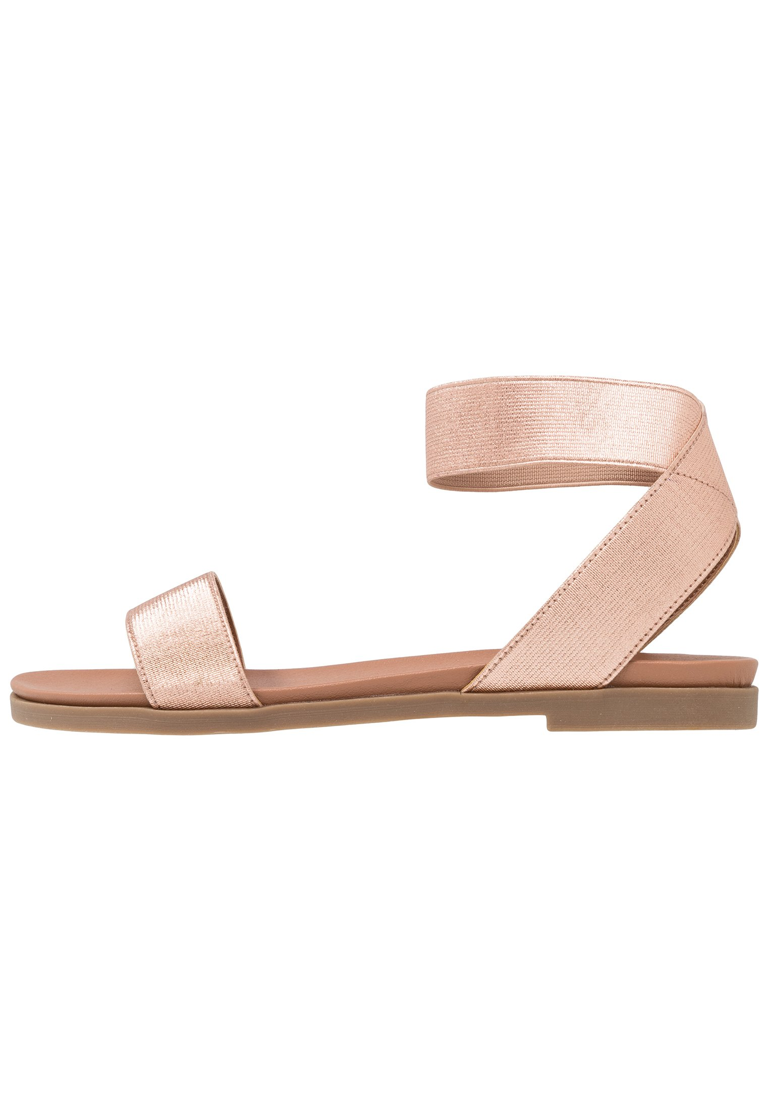 New Look Wide Fit Jaro - Sandales Rose Gold