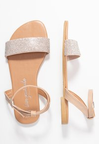New Look Wide Fit - WIDE FIT HARKLE - Sandals - oatmeal - 3
