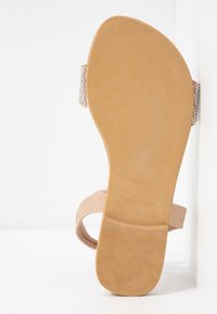 New Look Wide Fit - WIDE FIT HARKLE - Sandals - oatmeal - 6