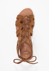 New Look Wide Fit - WIDE FIT JILLIE - Sandals - tan