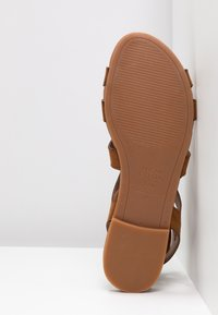 New Look Wide Fit - WIDE FIT JILLIE - Sandals - tan - 6