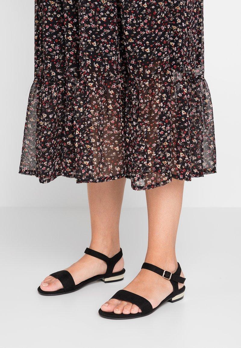 New Look Wide Fit - WIDE FIT JASMEEN - Sandalen - black