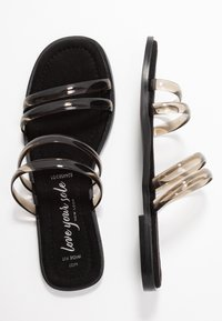 New Look Wide Fit - WIDE FIT FEAR - Mules - black - 3