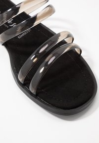 New Look Wide Fit - WIDE FIT FEAR - Mules - black - 2