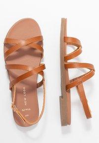 New Look Wide Fit - WIDE FIT GLORY - Sandaler - tan - 3