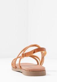 New Look Wide Fit - WIDE FIT GLORY - Sandaler - tan - 5