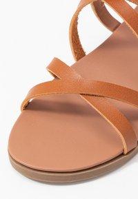 New Look Wide Fit - WIDE FIT GLORY - Sandaler - tan - 2