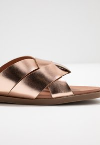 New Look Wide Fit - WIDE FIT HOTTIE  - Mules - rose gold - 2