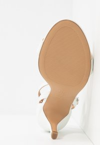 New Look Wide Fit - WIDE FIT TRINNY - Brudesko - white - 6