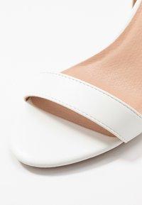 New Look Wide Fit - WIDE FIT TRINNY - Brudesko - white - 2