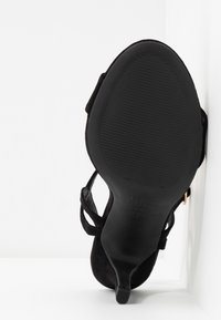 New Look Wide Fit - WIDE FIT TRINITY - Sandali - black - 6
