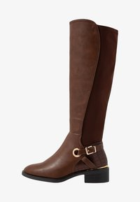 New Look Wide Fit - WIDE FIT DELTA - Boots - tan - 1