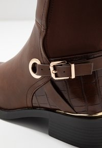 New Look Wide Fit - WIDE FIT DELTA - Boots - tan - 6