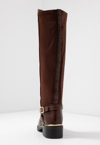 New Look Wide Fit - WIDE FIT DELTA - Boots - tan - 4