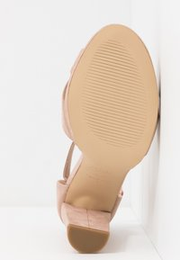 New Look Wide Fit - WIDE FIT TAMPA  - High heeled sandals - oatmeal - 6