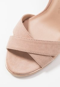 New Look Wide Fit - WIDE FIT TAMPA  - High heeled sandals - oatmeal - 2