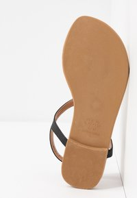 New Look Wide Fit - WIDE FIT HOXTON - T-bar sandals - black - 6