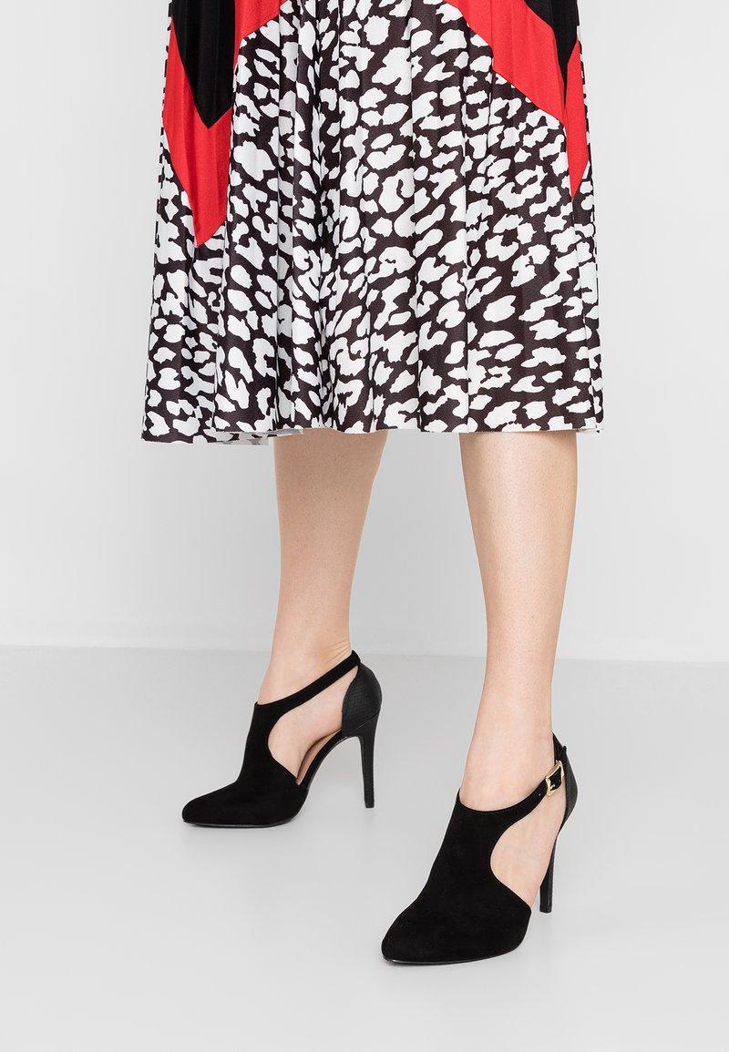 New Look Wide Fit - WIDE FIT REQUILA - Lodičky na vysokém podpatku - black