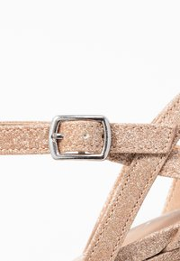 New Look Wide Fit - WIDE FIT SPARKLE - Escarpins - rose gold - 2