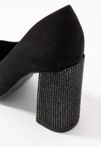 New Look Wide Fit - RAPTURE  - Decolleté - black - 2