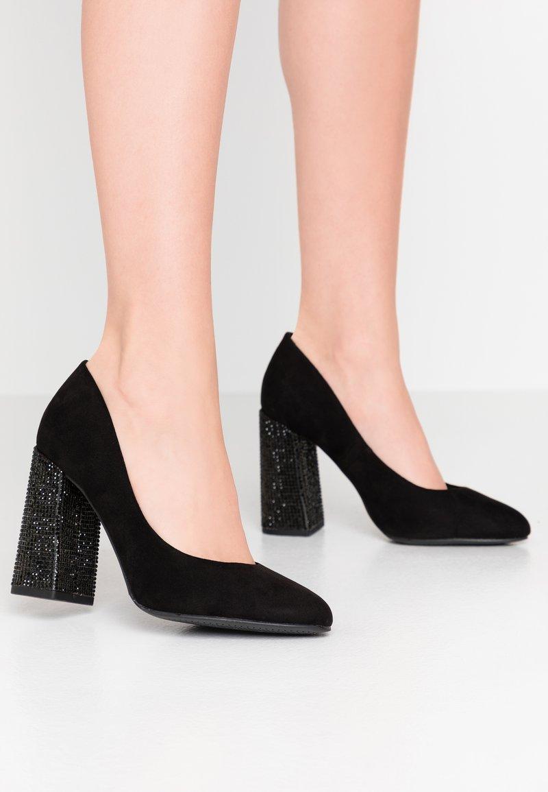 New Look Wide Fit - RAPTURE  - Decolleté - black