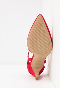 New Look Wide Fit - SPARKLE - High heels - bright red - 6