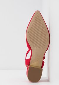 New Look Wide Fit - WIDE FIT  - Decolleté - bright red - 5