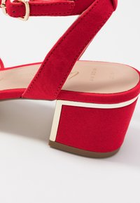 New Look Wide Fit - WIDE FIT  - Decolleté - bright red - 6