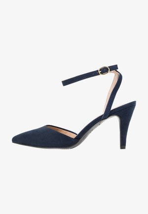 WIDE FIT REMY - High heels - navy