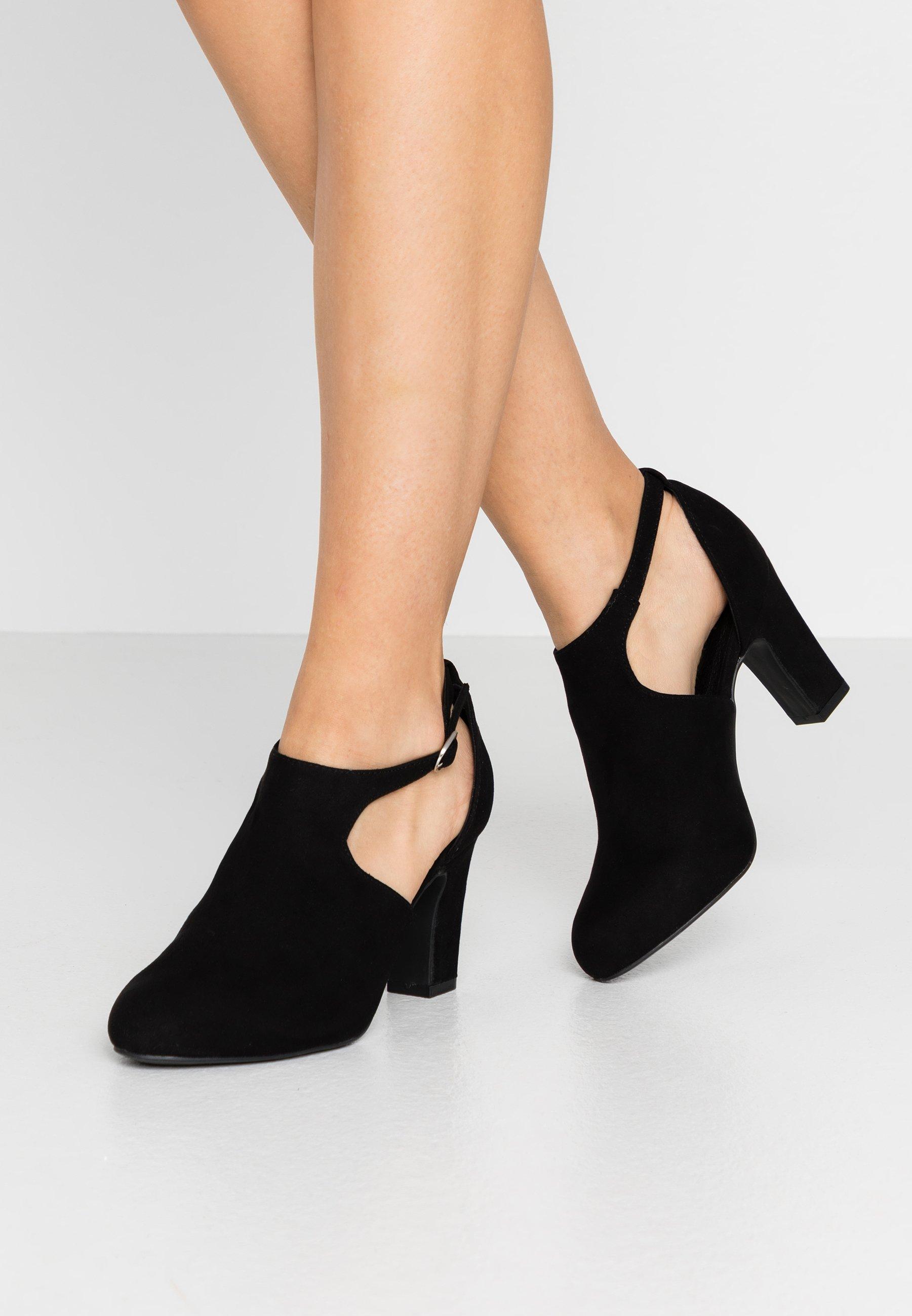 New Look Wide Fit WIDE FIT ROBERTO - Ankelboots - black