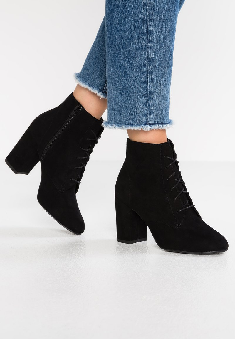 New Look Wide Fit - WIDE FIT CHARLIE - Ankle Boot - black
