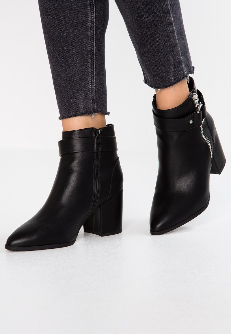 New Look Wide Fit - WIDE FIT  - Ankelboots - black