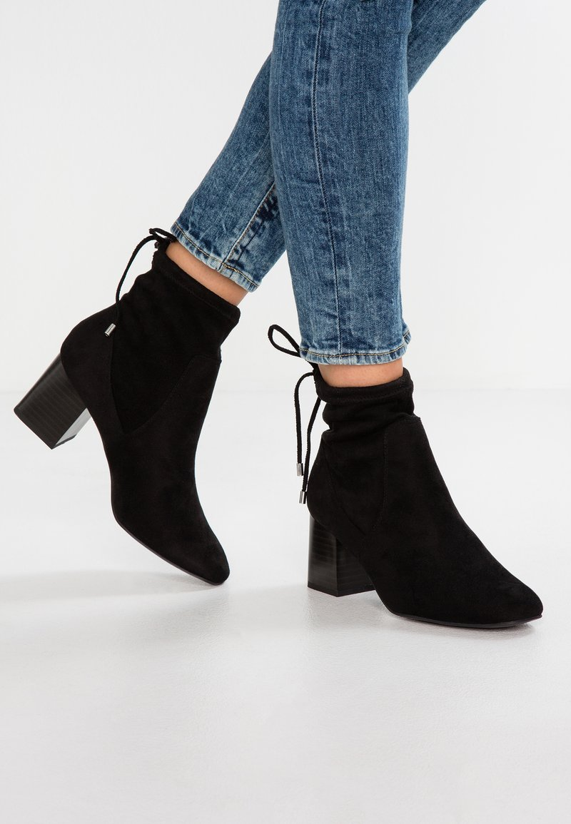 New Look Wide Fit - WIDE FIT EVENT - Classic ankle boots - black