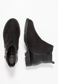 New Look Wide Fit - WIDE FIT DELILAH - Ankelstøvler - black - 3