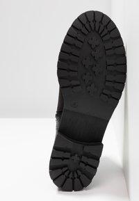 New Look Wide Fit - WIDE FIT DELILAH - Ankelstøvler - black - 6